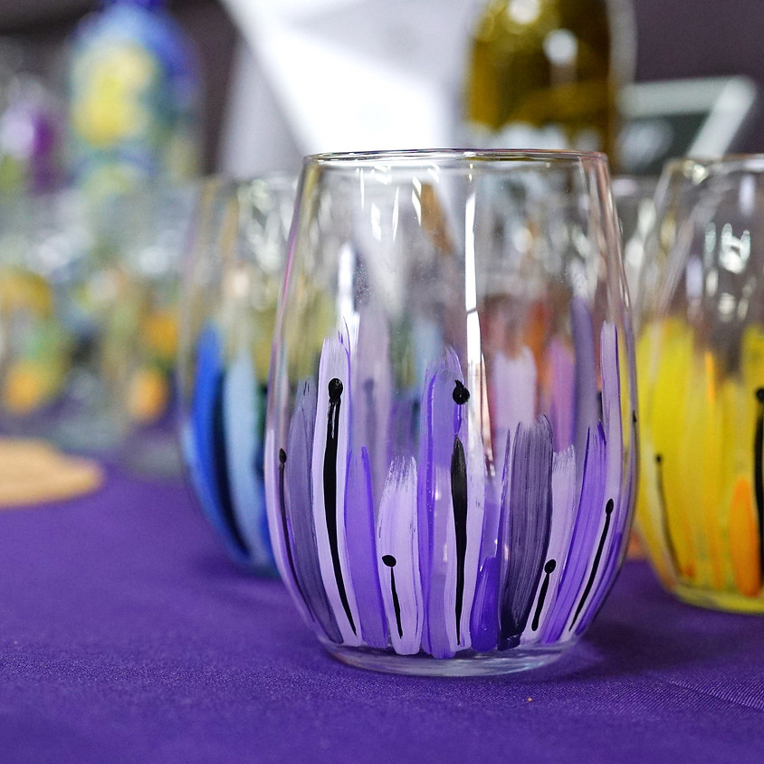 Paint your Wine Glass!