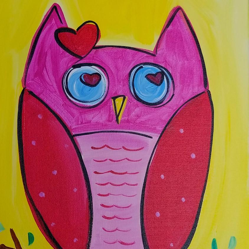 Kreative Kids: Owl Always Love You
