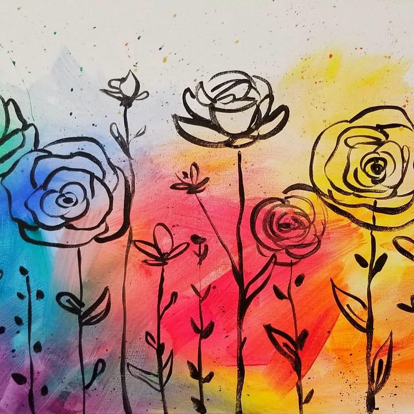 Kreative Kids: Blooming Beauties