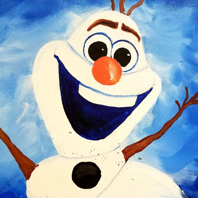 Kreative Kids: Olaf