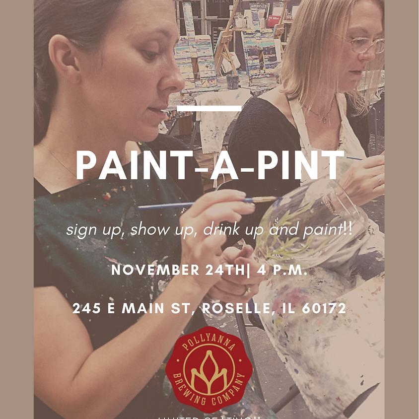 Paint a Pint @ Pollyanna Brewery