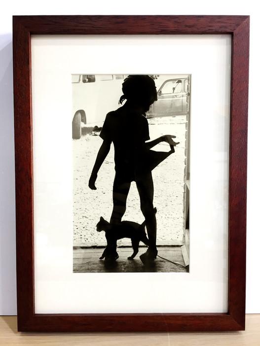 Custom Framing - #5 matt, Artglass, 6111WN