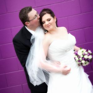 Chelsea & Nathan's wedding