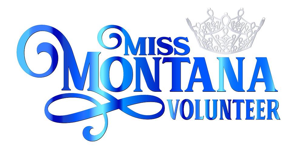 Miss Montana Volunteer 2021 Week of Competition