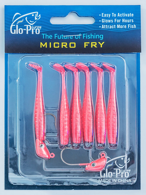 Micro Fry Pink