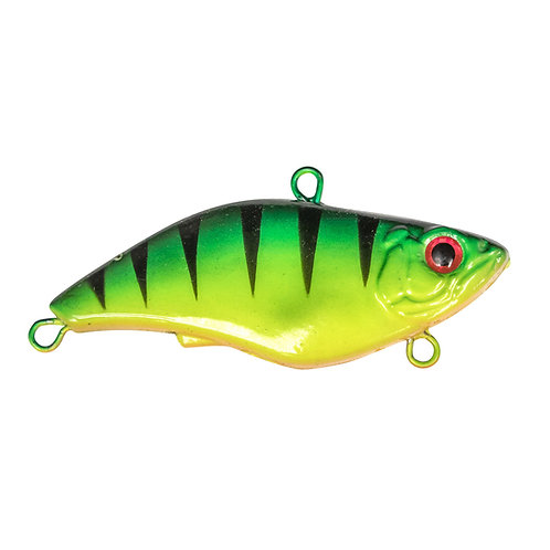 Soft Body Lipless Crank Bait Fire Tiger