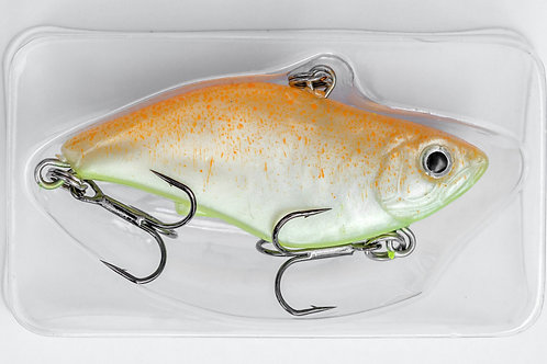 Soft Body Lipless Crank Bait Sunrise