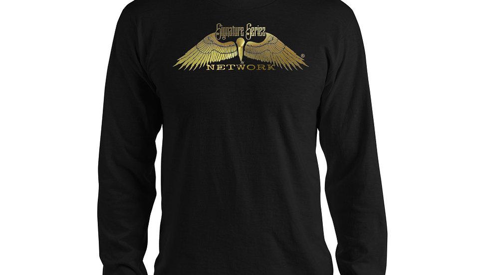 Signature Seriez Network Long sleeve t-shirt