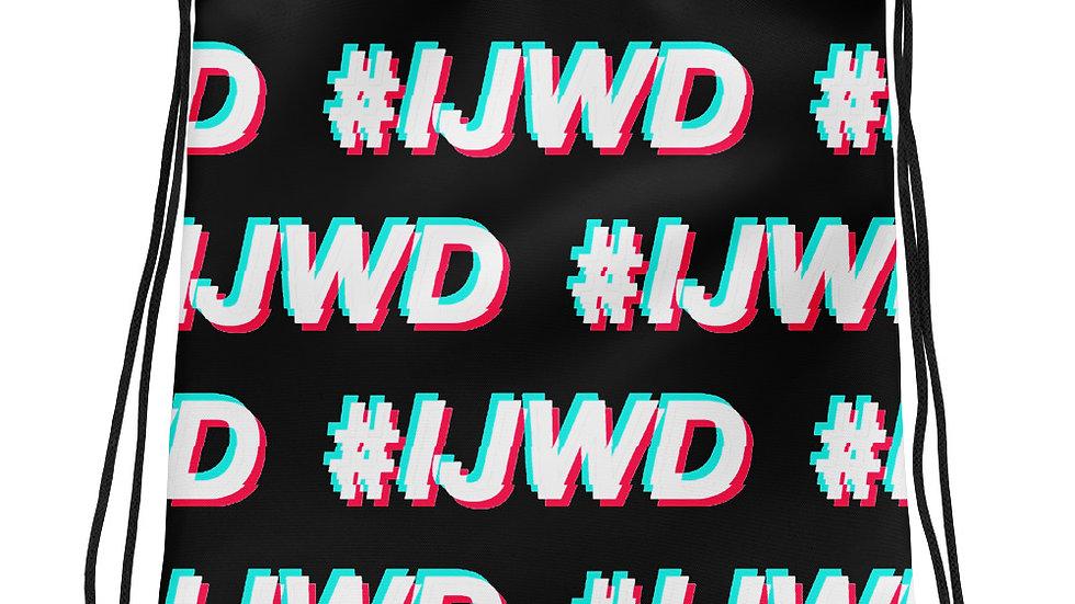 #IJWD Drawstring bag