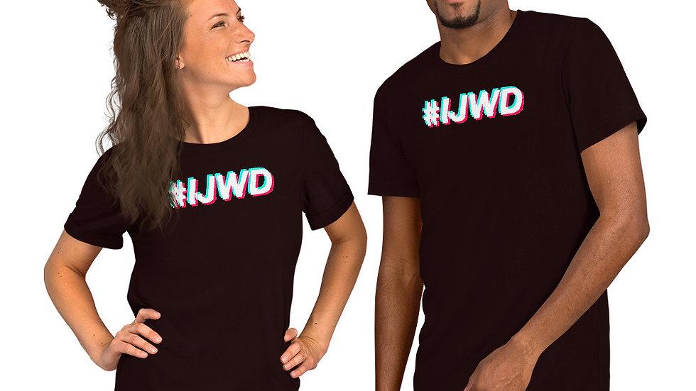 #IJWD Short-Sleeve Unisex T-Shirt 4 Colors