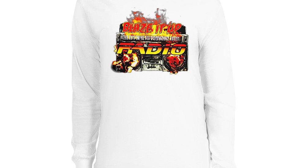 Blaze It Up Radio Unisex Long Sleeve Shirt