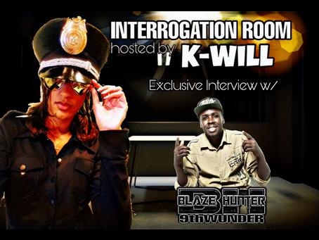 K-Will Interrogation Room Interview