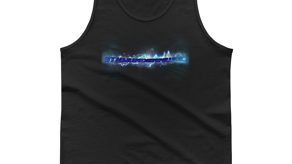 9th Wunder Music Tank top