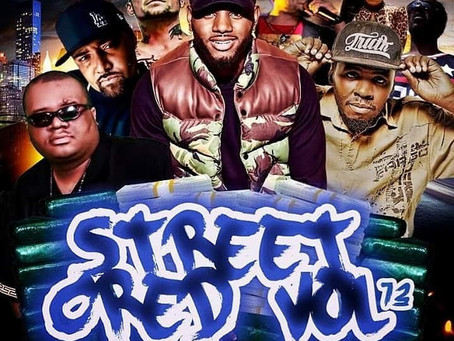 Street Cred Vol. 13 now available on Nerve Djs Mixtape Site!!