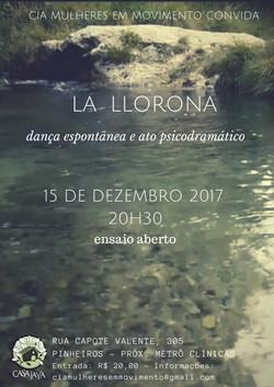 Flyer La Llorona 15dez17