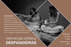 2016 - Desfiandeiras
