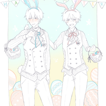 Happy Easter~