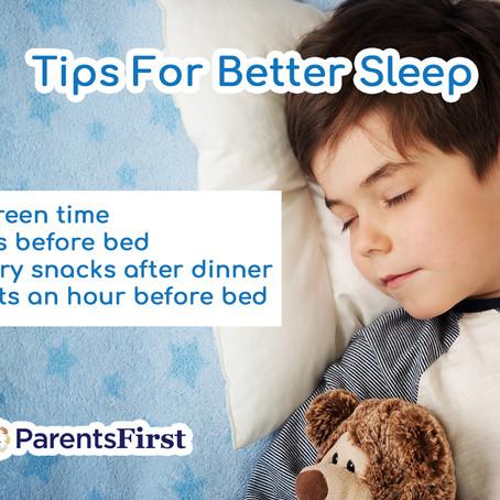 Gentle Sleep Coaching Tips