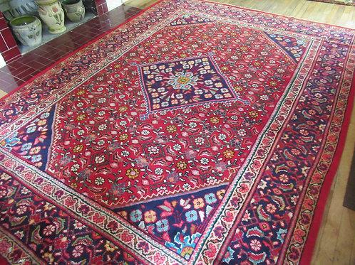 7 x 10 Hand Tied Persian Mahal Rug