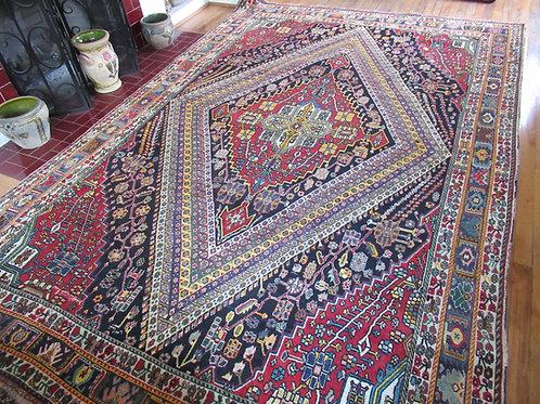 7 x 10 Hand Tied Persian Shiraz Rug