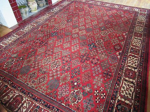 8 x 11.5 Hand Tied Persian Meymeh Rug