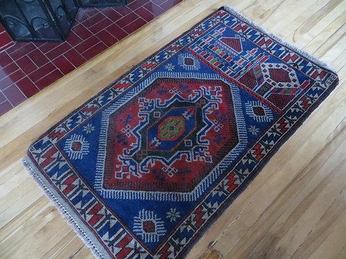 3 x 5 Baluch Mosque Prayer Rug