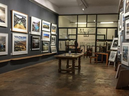 Gallery Upgrade - Peter Corbett Fine Art Photography - Hout Bay Cape Town.