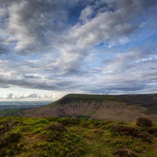 Cocket Hill to Mynydd Troed 2