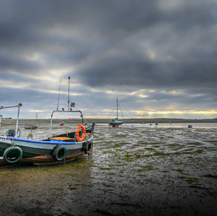 Low Tide  – Holy Island