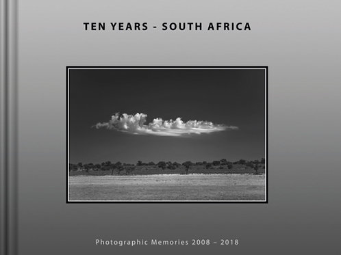 TEN YEARS – SOUTH AFRICA by Peter Corbett