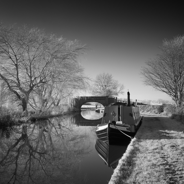 Mid Winter - Oxford Canal