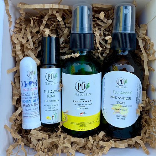 The Away Travel Gift Box