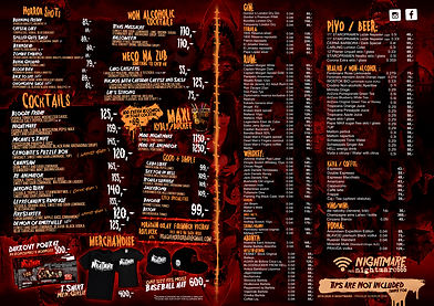 menu list