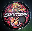 #sagitari #evans #custom drumhead #custo
