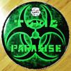 TOXIC PARADISE kickhead, #drums #drumhea