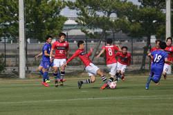 41大阪サッカー選手権vs阪南_180607_0039