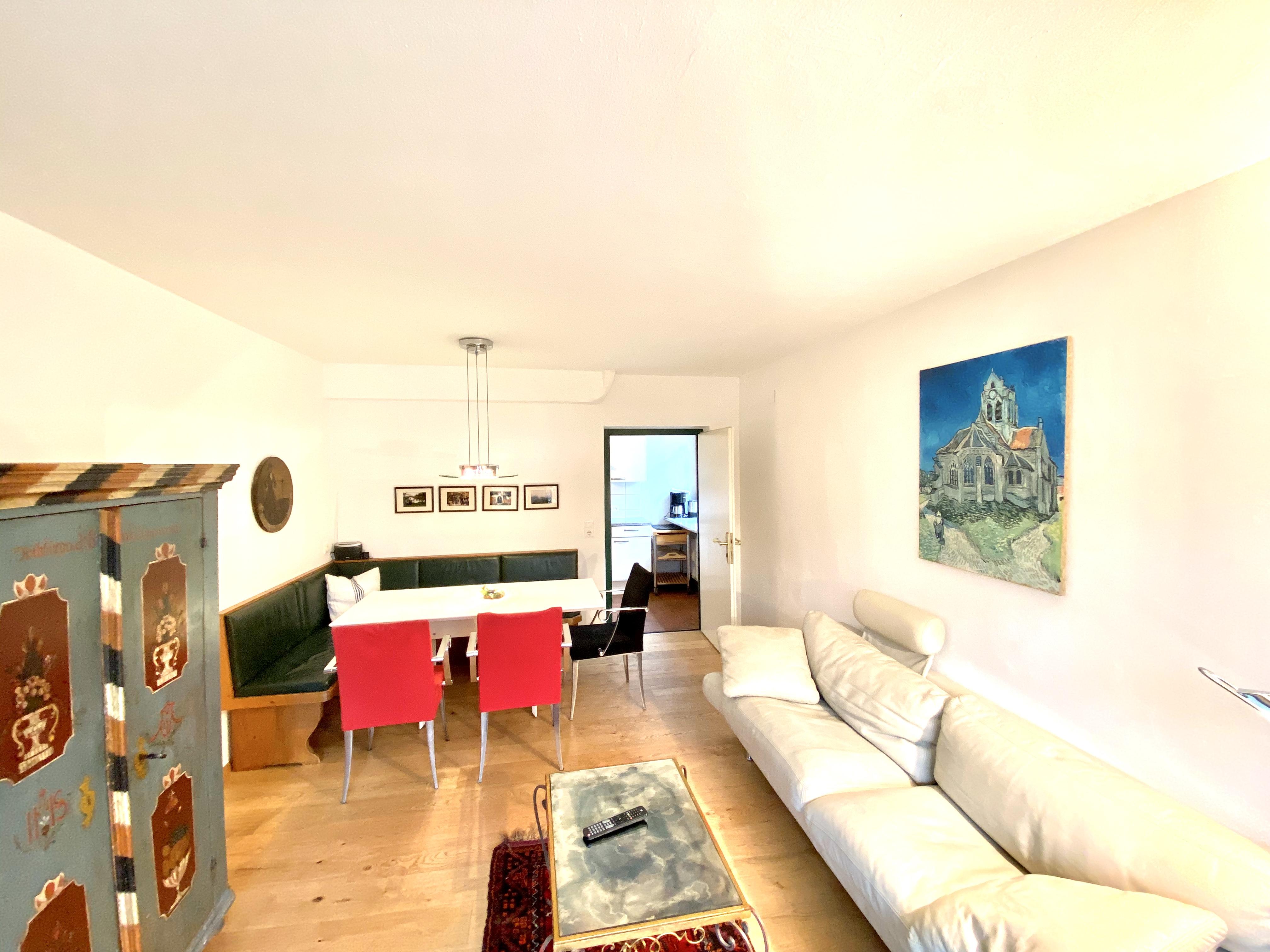 Gleinser Mader Wohnzimmer