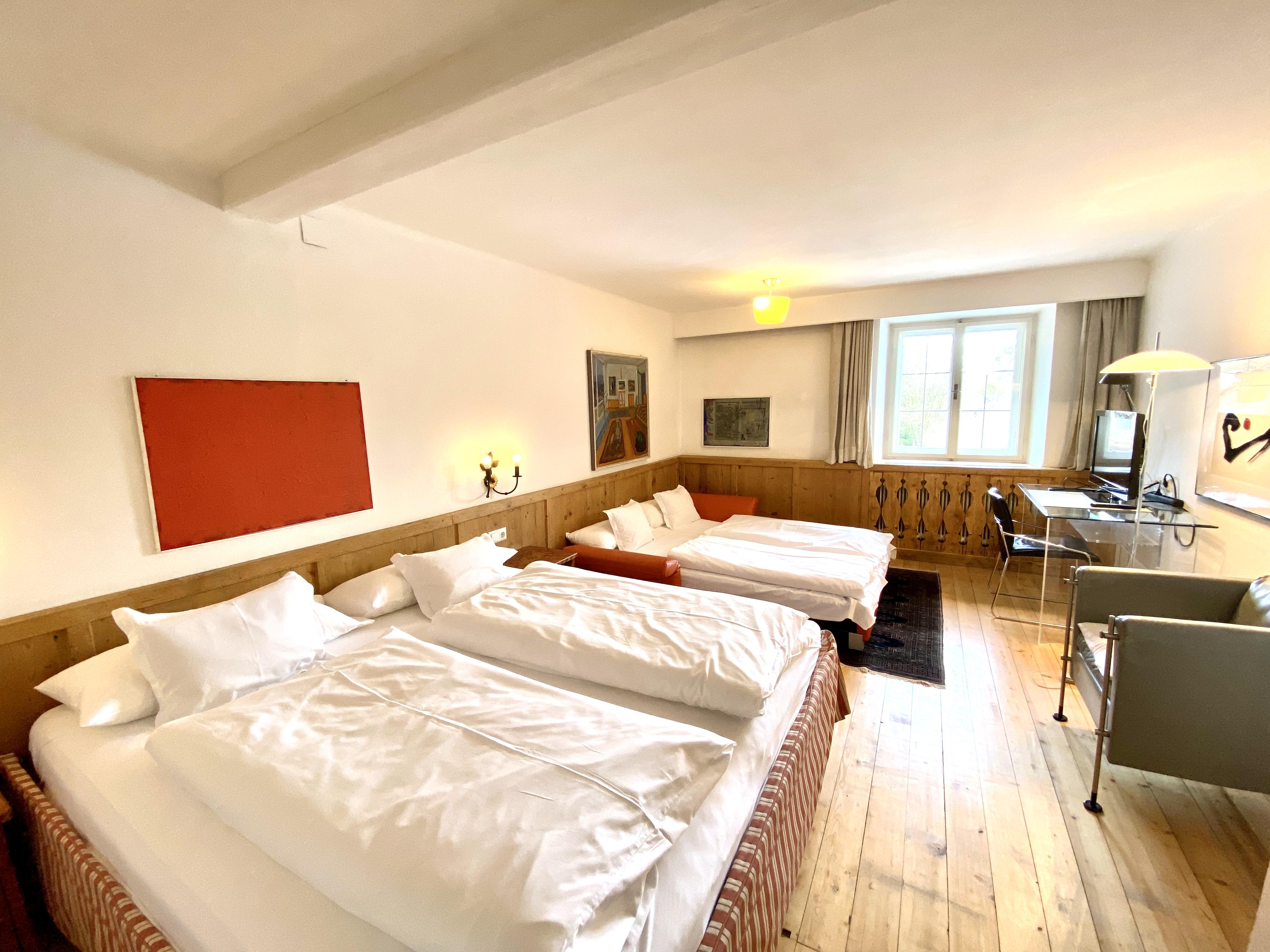 Serles Schlafzimmer 2