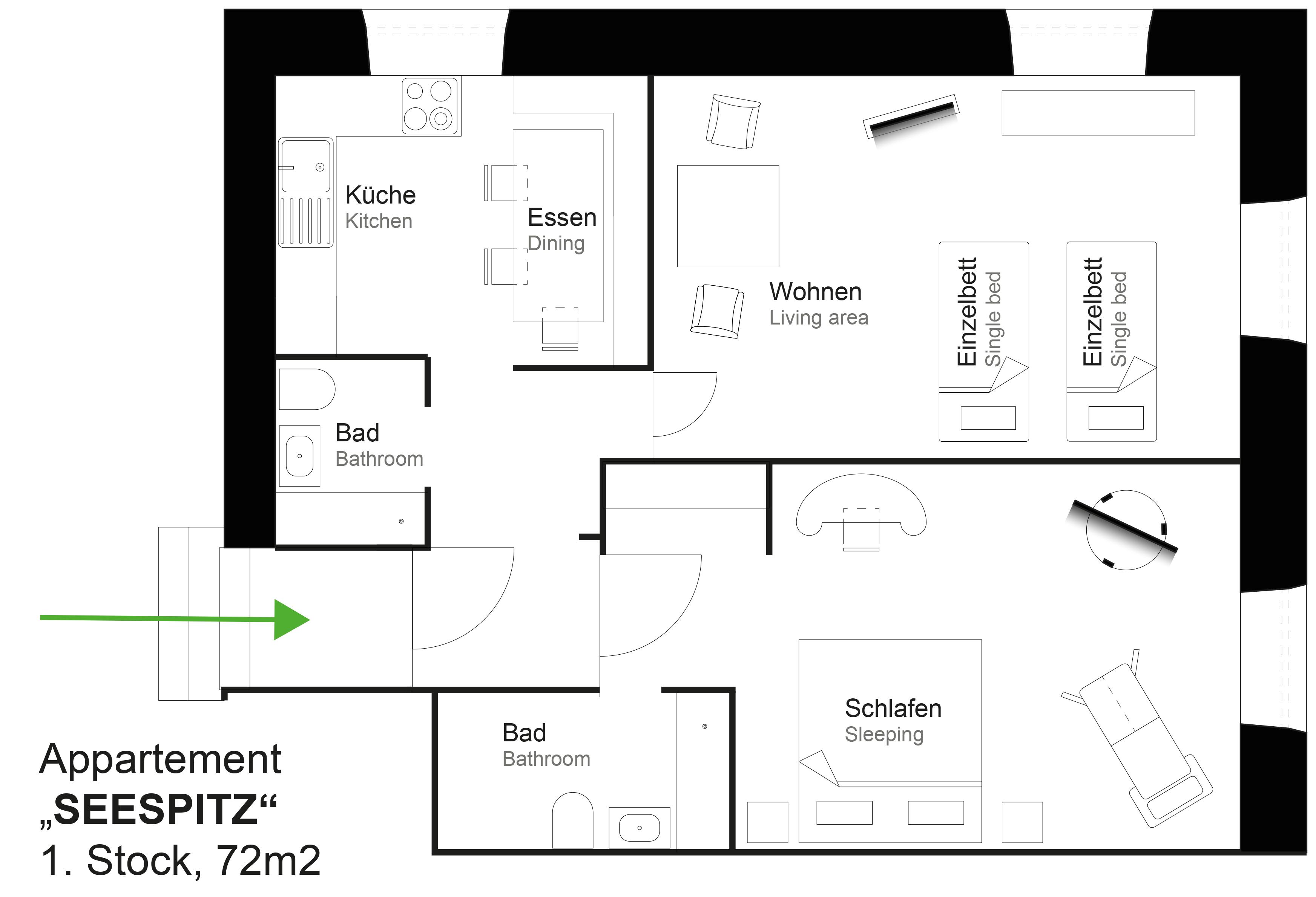 Skizze Seespitz