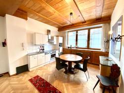 Jagd Wohnraum Küche