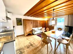 Serles Wohnzimmer Küche 2