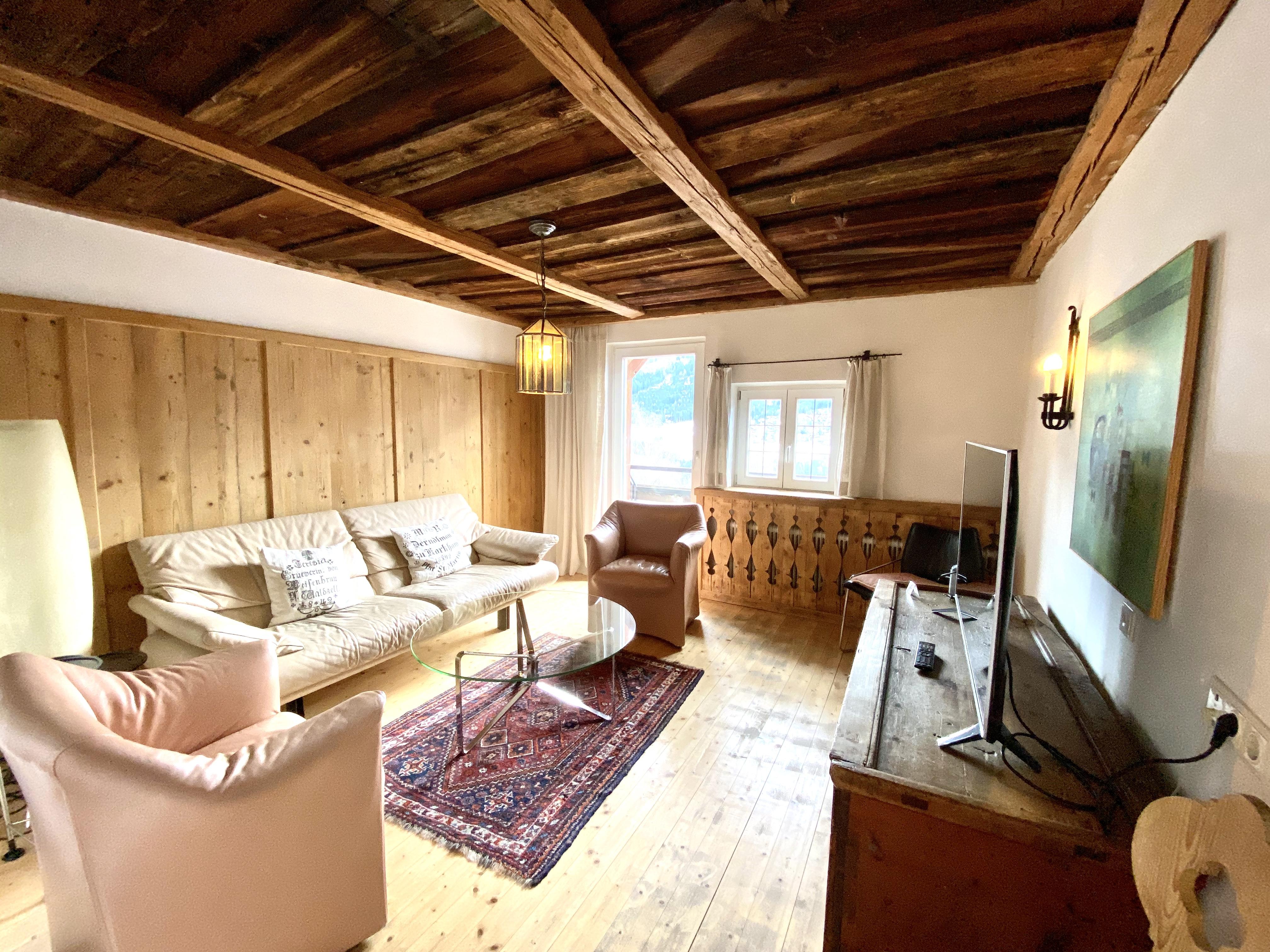 Sonnenstein Wohnzimmer