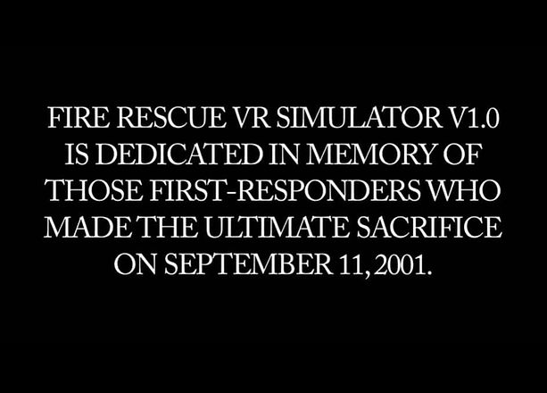 FIRE RESCUE VR DEDICATED TO 9_11_01 Firs