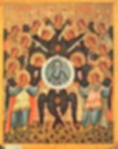 Собор архистратига Михаила и прочих небе