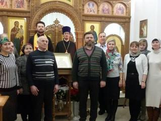 Престольный в храме св. Николая г. Нижневартовска