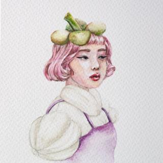 Serie Chachafrutas: Mangostina