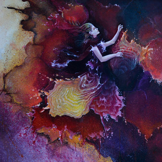 Serie Etérea: Coral