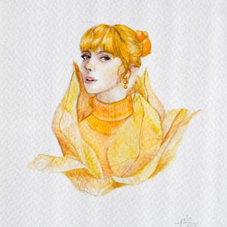 Serie Chachafrutas: Lady Uchuva
