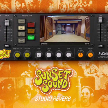 Sunset Sound Studio Reverb