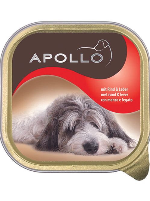 APOLLO PATE WITH BEEF & LIVER - 300G